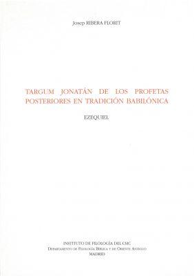 Targum Jonatán de los Profetas Posteriores en tradición babilónica: Ezequiel